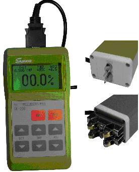 日本SK-200纸张水分测量仪