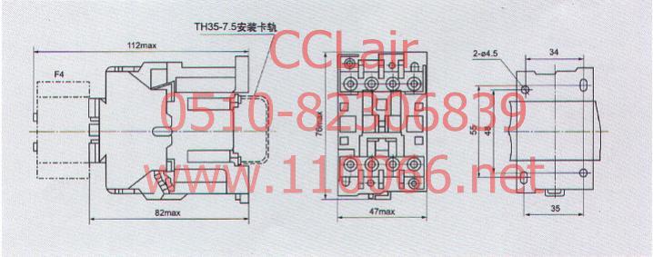 輔助觸頭組 F4-11 F4-20 F4-02 F4-13 F4-31 F4-22 F4-40 F4-04 LA2-D20
